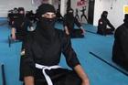 Bên trong trường huấn luyện ninja ở Iraq