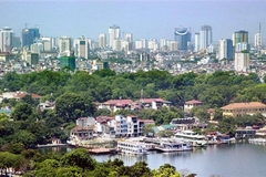 Hanoi's economic growth set to reach 3.94% this year