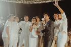 Lễ cưới Công Phượng - Viên Minh ở Nghệ An: Tổ chức trên sân bóng làng