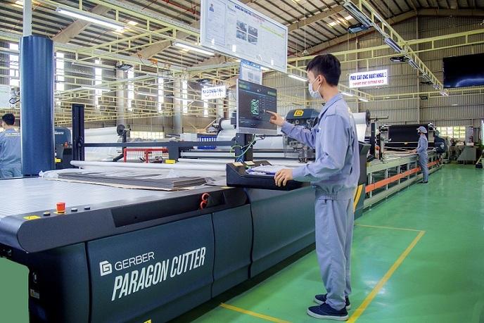 THACO đẩy mạnh sản xuất và cung ứng linh kiện theo hình thức OEM