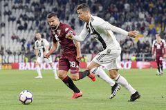 Lịch thi đấu bóng đá Serie A vòng 10