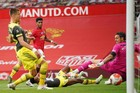 Southampton 0-0 MU: Greenwood bỏ lỡ cơ hội (H1)