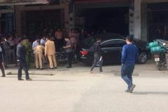 Ô tô lấn làn tông trực diện xe máy, hai người tử vong ở Thái Nguyên