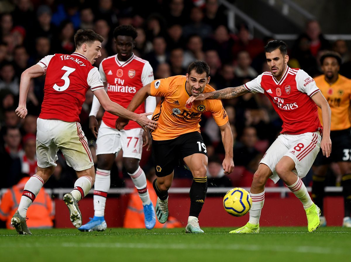 Trực tiếp Arsenal vs Wolves: Pháo thủ lâm nguy - giá vàng 9999 hôm nay 109
