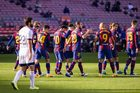 Barca 4-0 Osasuna: Messi lập siêu phẩm (H2)