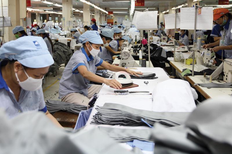 Loạt dự án sản xuất nguyên phụ liệu dệt may đi vào hoạt động trong năm 2020