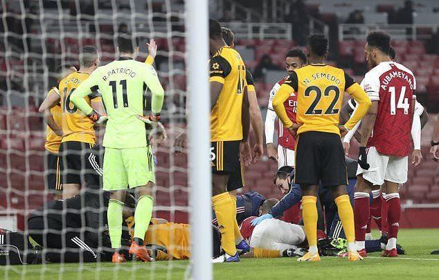 Arsenal thua trận thứ 3 liên tiếp tại Ngoại hạng Anh