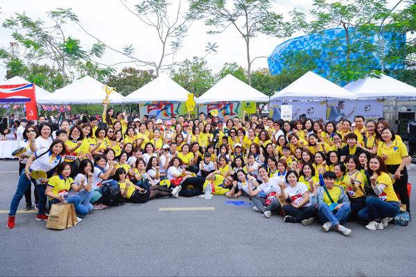 Chạy bộ gây quỹ từ thiện BritCham Fun Run 2020 ở Hà Nội