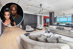Kim Kardashian và Kanye West bỏ ra 360 tỷ mua nhà mới
