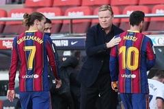 Messi vẫn rời Barca, cơ hội Real Madrid ký Mbappe