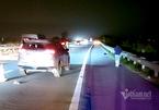 Nữ tài xế tông chết người đi bộ trên cao tốc Hà Nội - Lào Cai