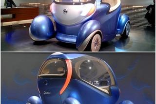 Những mẫu xe concept xấu nhất từng được giới thiệu