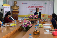 Khảo sát người dùng về thực phẩm bảo vệ sức khỏe Minh Nhãn Khang