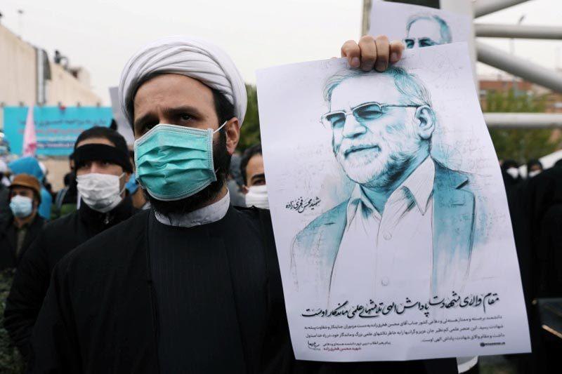 Hậu quả khôn lường từ vụ ám sát nhà khoa học hạt nhân Iran