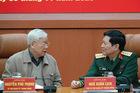 Tăng cường sự lãnh đạo tuyệt đối, mọi mặt của Đảng đối với Quân đội