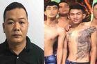 Bắt kẻ cầm đầu băng côn đồ chém lìa tay người khác ở quán nhậu Sài Gòn