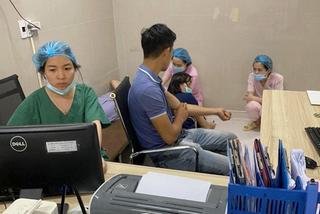Sáu y bác sĩ hiến máu tại chỗ cứu sản phụ nguy kịch vẫn bị thoá mạ