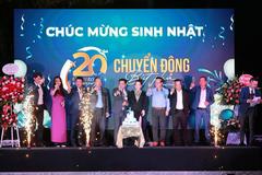 Công ty du lịch Quốc tế xanh kỷ niệm 20 năm thành lập