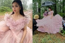 Lan truyền ảnh Nhật Lê đi Đà Lạt chụp hình cưới, chính thức theo chồng bỏ cuộc chơi?