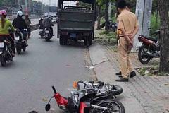 Đôi vợ chồng bị cướp giật kéo lê trên đường phố Sài Gòn