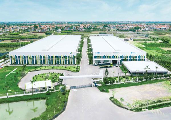 Nhà máy Karofi sản xuất máy lọc nước thông minh hàng đầu Đông Nam Á