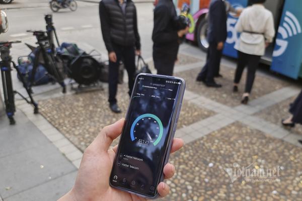 Gói cước di động 5G sẽ tương đương giá dịch vụ 4G