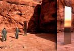 Cột kim loại nghi của 'người ngoài hành tinh' ở Mỹ biến mất bí ẩn
