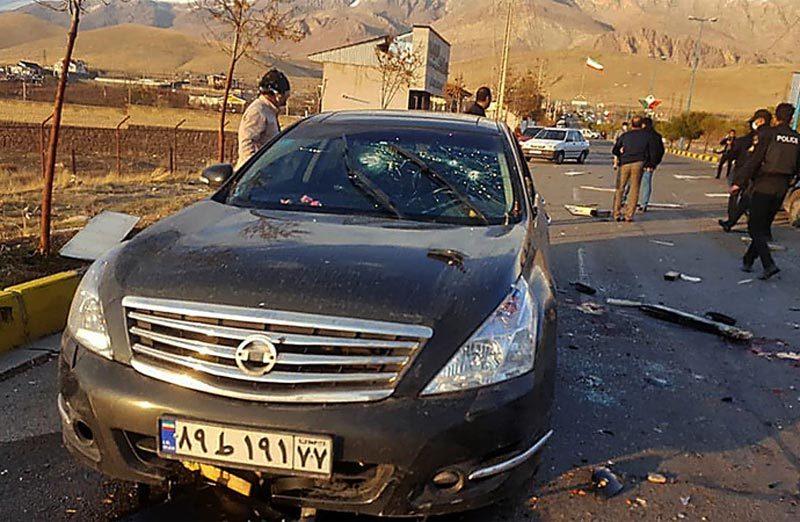 Tư lệnh cấp cao Iran bị ám sát