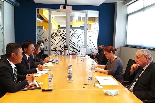 Việt Nam-Nam Phi đẩy mạnh hợp tác kinh tế thương mại và đầu tư