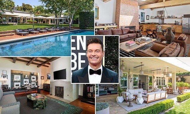 MC nổi tiếng Ryan Seacrest rao bán dinh thự siêu sang hơn 2000 tỷ thumbnail