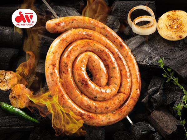 Xúc xích Đức Việt hút khách với 2 sản phẩm cao cấp mới