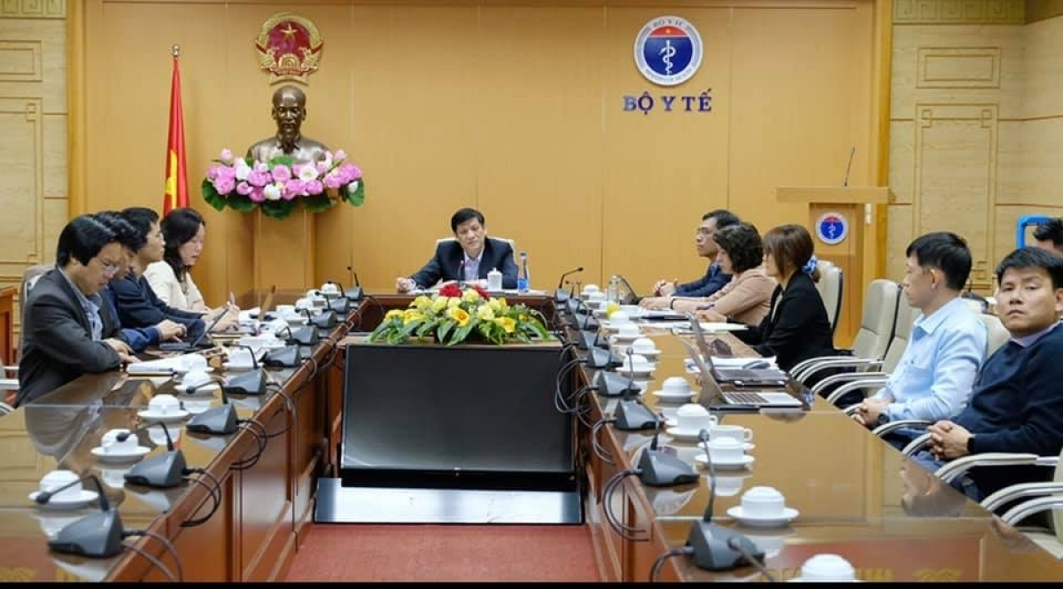 Health Ministry holds urgent meeting after domestic COVID-19 case found