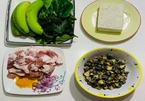 Tuyệt chiêu làm món ốc chuối đậu thơm ngon trong ngày đông se lạnh