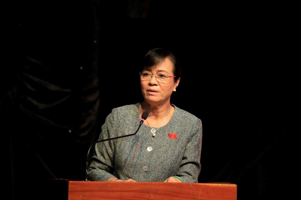 Cử tri Thủ thiêm đề xuất đối thoại với Ủy ban Pháp luật của Quốc hội