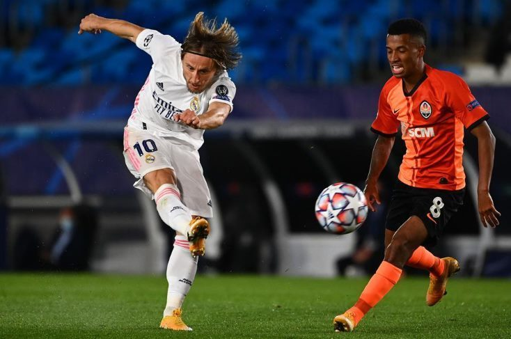 Trực tiếp Shakhtar vs Real Madrid: Thua là căng