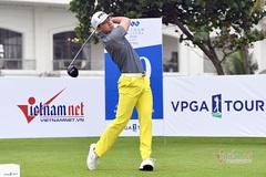 FLC Vietnam Masters: Hai golfer Việt Nam đồng dẫn đầu