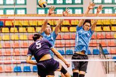 Giải bóng chuyền các CLB không chuyên Hà Nội xác định nhà vô địch