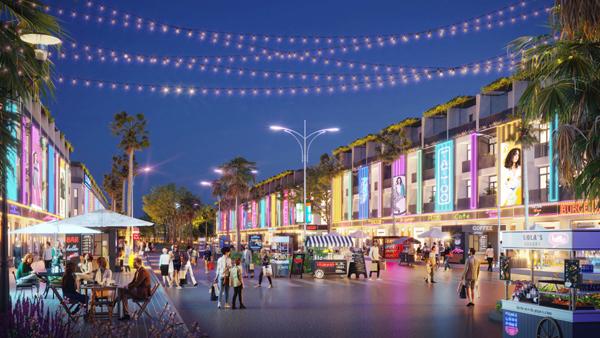 Shophouse 36m mặt đường - 'át chủ bài' hút vốn đầu tư ở Thái Nguyên