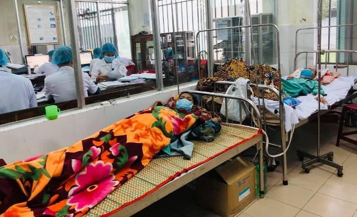 Bệnh viện Quảng Nam điều trị 10 ca nhiễm 'vi khuẩn ăn thịt người'