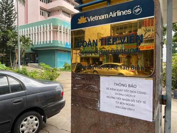 Không xác định thời hạn đóng cửa khu cách ly đoàn tiếp viên Vietnam Airlines