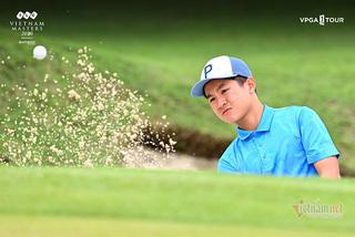 """Golfer 13 tuổi """"đại náo"""" giải golf chuyên nghiệp Việt Nam"""