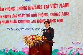 Việt Nam tự tin chấm dứt cơ bản dịch bệnh AIDS vào năm 2030