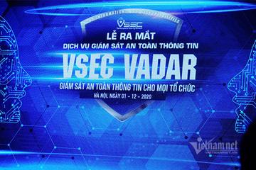 Ra mắt dịch vụ giám sát an toàn thông tin Make in Vietnam
