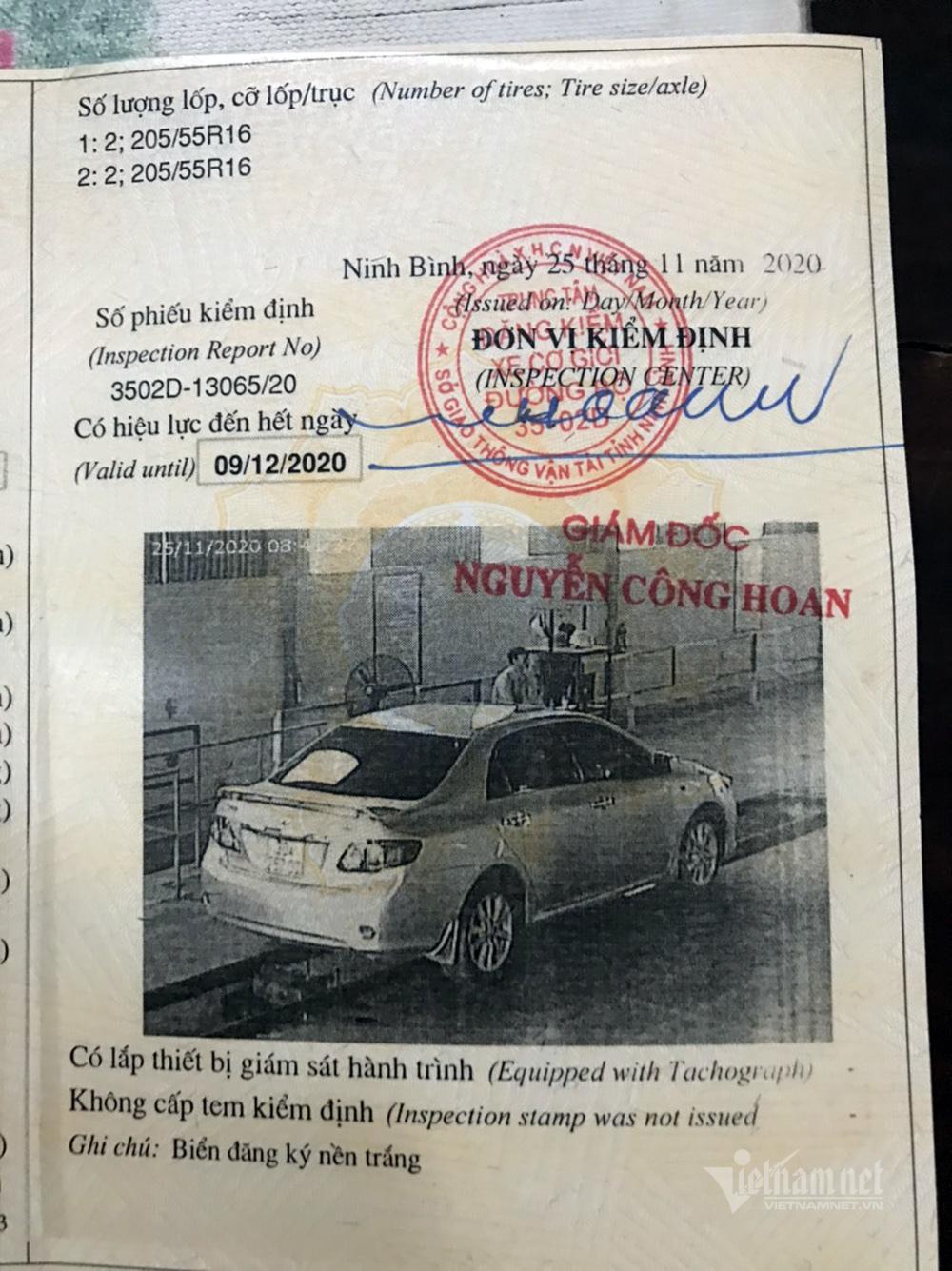 Ô tô để nhà tại Thanh Hóa, 'tá hoả' khi CSGT báo vi phạm ở Hà Nội