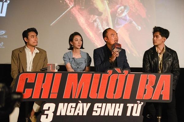 Thu Trang: Kiều Minh Tuấn tự hạ giá cát-xê khi đóng phim của tôi