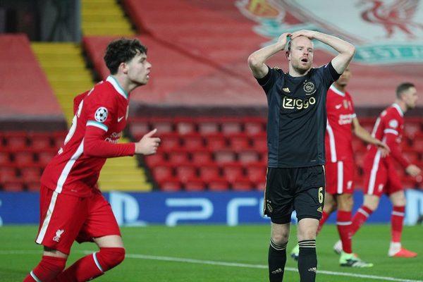 Xem video bàn thắng Liverpool 1-0 Ajax