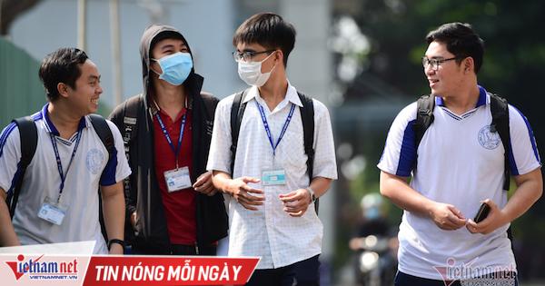 18 trường ĐH phía Nam cho sinh viên nghỉ học từ 10/5