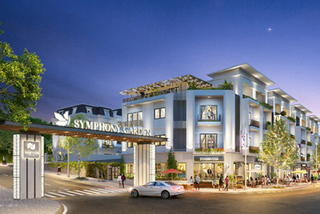 Symphony Garden - không gian sống cao cấp mới ở Lào Cai