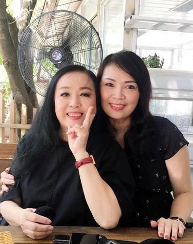 NSND Thu Hiền trẻ đẹp ở tuổi U70