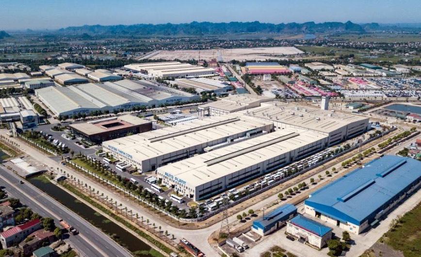 Ninh Bình khẩn trương tái cơ cấu sản xuất công nghiệp hỗ trợ